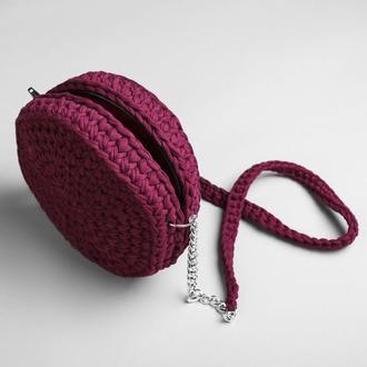 Вязаная сумка (на заказ)