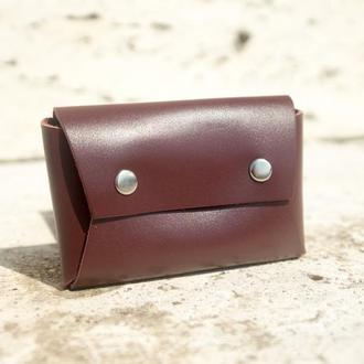 Картхолдер кошелек MAXI 2.0 (burgundy)