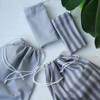Эко мешочки, эко торбочка, еко торба, тканевые мешки для продуктов, хранения