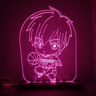 Светильник Ночник аниме Баскетбол Куроко Kuroko no Basuke