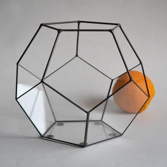 Флорариум №24 - Додекаэдр без верхних стекол. L