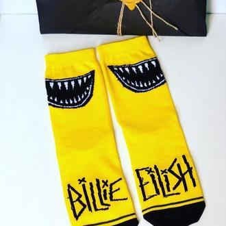 Носки BILLIE EILISH от HypeSocks