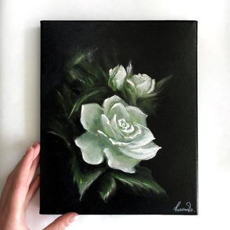 Картина. Розы.