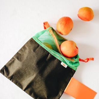 Мешочек для сыпучих продуктов, для конфет, фруктов, размер S от Morkwa