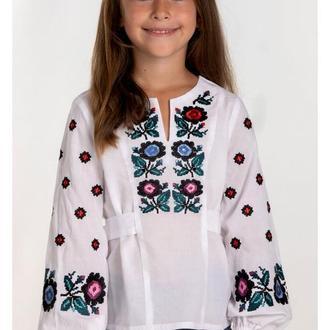 Вышиванка для девочки (6030)