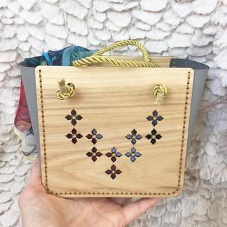 Маленькая сумочка пакет для упаковки подарка.Подарочная оригинальная упаковка