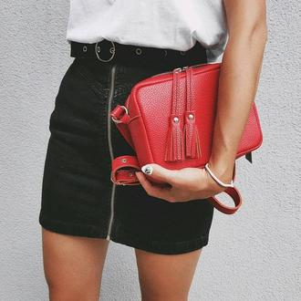 Сумка жіноча .Женская сумочка на все случаи жизни  . Сумка из натуральной кожи .