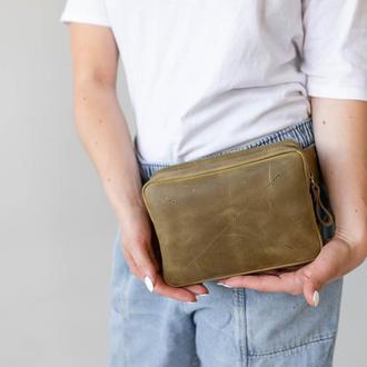 Женская поясная сумка | Сумка на пояс