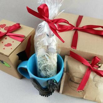 Супер подарок ребенку ☆ набор в стиле как приручить дракона box №1
