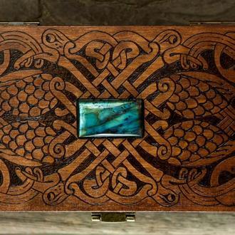 "Шкатулка-купюрница ""Celt's Treasure 3"""