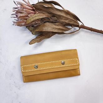 Женский кожаный кошелек Stedley Классик