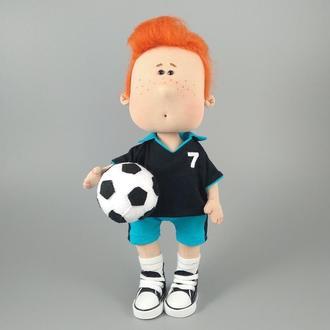 Футболіст