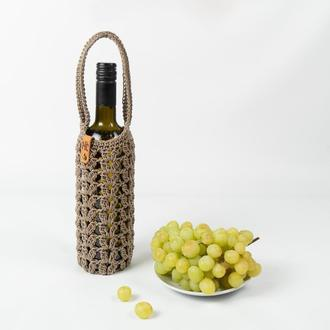 Сумка для вина, для воды, для термоса