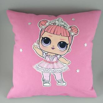 Подушка детская LOL балерина