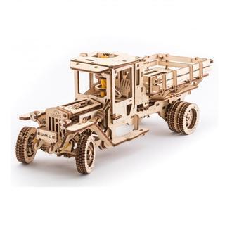 """Механічний 3D-конструктор Ugears """"Вантажівка UGM-11"""""""
