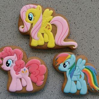 """Пряники """"My little pony"""""""