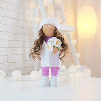 Кукла Доктор большая