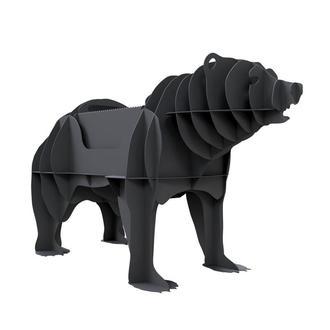 Мангал в виде животных - медведь