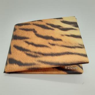 Кошелек ультратонкий #2i2ua (Тигр)