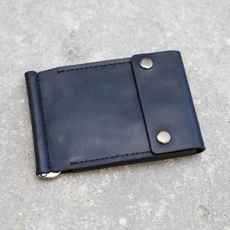 Зажим для денег (MZ001 blue)