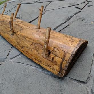 Вешалка ручной работы в стиле лофт(Loft)