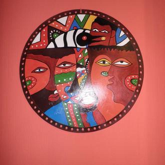 Африканцы картина