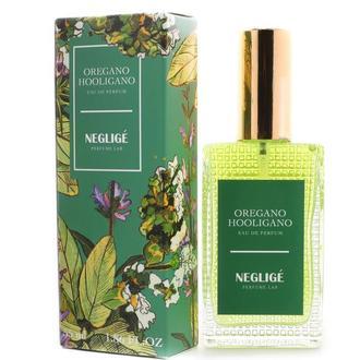 OREGANO HOOLIGANO – кричаще-свежий, сочно-зеленый парфюм унисекс. 55 мл