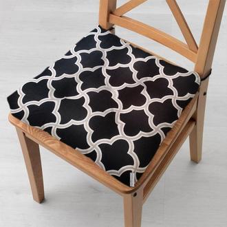 Водоотталкивающая подушка на стул с тефлоновым покрытием Time Textile Wella Home Marocco