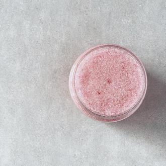 Сахарно-солевой скраб для тела (250 мл)