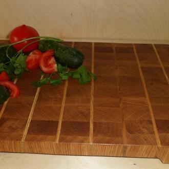 Доска торцевая кухонная