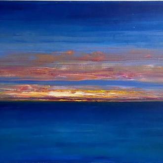Картина море 50Х70
