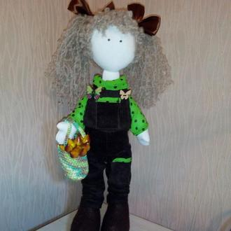 Кукла Садовница