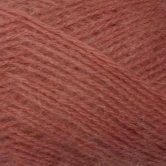 Пряжа Ареола Полушерсть №16 пыльная роза