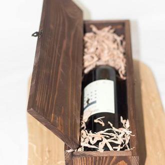 Подарочный ящик для вина