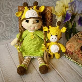 Куколка и ее милый дружочек