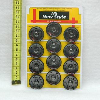 D=32мм кнопки для одежды пришивные (653-Т-0281)