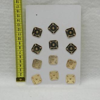 Кнопки для одежды пришивные (декоративные) (653-Т-0243)
