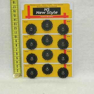 Кнопки для одежды пришивные (декоративные) (653-Т-0262)