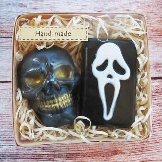 """Подарочный набор мыла  """"Хеллоуин"""""""
