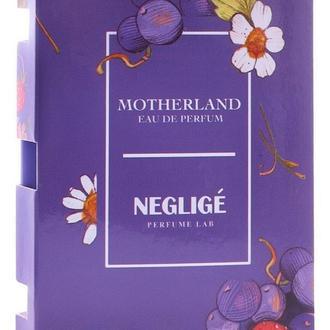 MOTHERLAND – нишевый сладкий и пряный, смородиново-теплый и трогательный аромат 55 мл