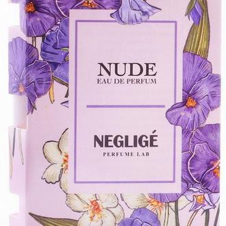 NUDE – нишевый женский нежный и трогательный парфюм с ночной фиалкой