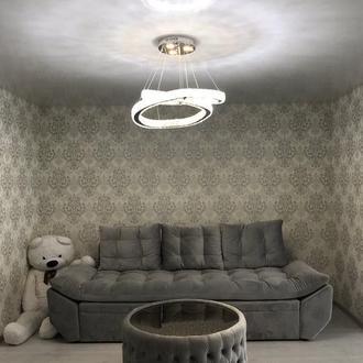 Прямой диван Мульти Еврокнижка 255см\95см