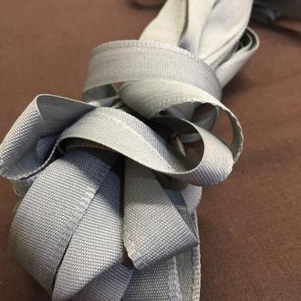 Тесьма брючная (1,5см.) моток 25м. цвет: серый (6-2426-В-124)