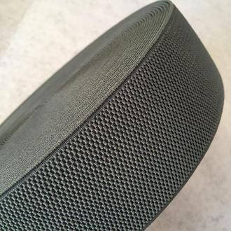 Резинка поясная, манжетная - 6см/25ярд. серый (653-Т-0162)