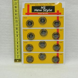 Кнопки для одежды пришивные (декоративные) (653-Т-0245)