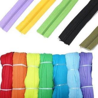 """Рулонная молния типа """"Спираль"""" Т-3 (200м.), разные цвета (6-2426-В-090)"""
