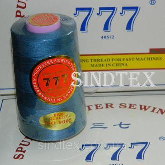 """260 Нитки """"777"""" швейные цветные 40/2 4000ярдов (от 6 бобин) (6-777-260)"""