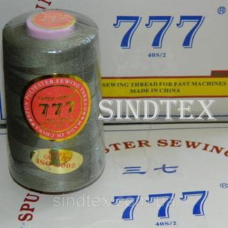 """265 Нитки """"777"""" швейные цветные 40/2 4000ярдов (от 6 бобин) (6-777-265)"""