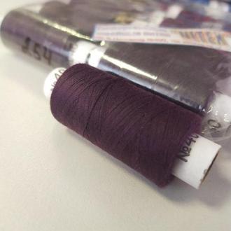 Цвет:254 Нитки в катушках, швейные 100% полиэстер 40/2 (боб 200м) (ВЕЛЛ-006)