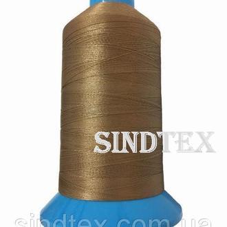 Нить повышенной прочности 100% РЕ 10 цв S-188 бежевый (боб 750 ярдов) Nitex (ВЕЛЛ-217)